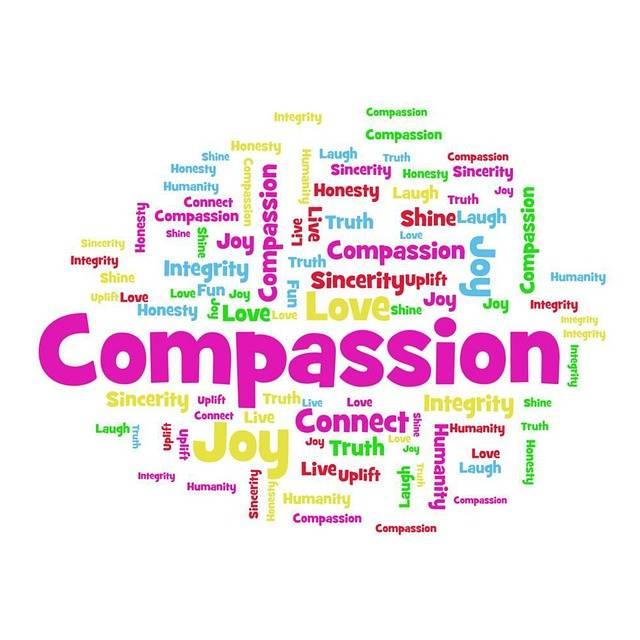 Be Compassionate