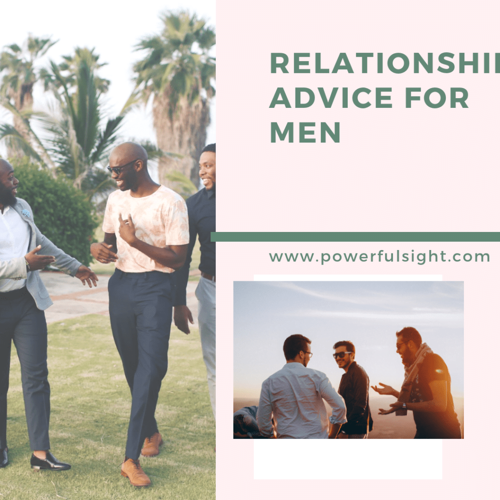 picture of relationship advice for men