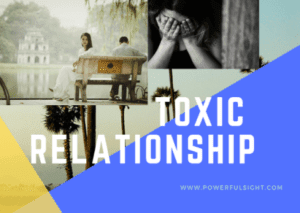 picture of a toxic relationship