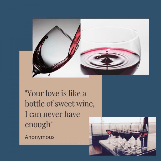Image of bottle wine
